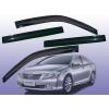 Дефлекторы окон Toyota Camry 2012- (EGR, 92492067B)
