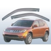 Дефлекторы окон Nissan Murano 2005- (EGR, 91263028B)