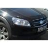 Дефлектор капота Chevrolet Captiva 2006- (EGR, 015061L)