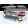Юбка заднего бампера для Toyota LC100 (AD-Tuning, LC-100-RRTS)