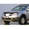 Дефлектор капота Mitsubishi Outlander 2003- (EGR, 26091)