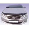 Дефлектор капота (с логотипом) Toyota Camry 2011- (EGR, SG1062DSL)