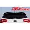 Задний спойлер для KIA Sportage 2010- (AD-TUNING, KS.SRS.01PL)