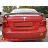 Спойлер со стопом для Chevrolet Aveo 2004+/Toyota Camry 40 2006+ (Kindle, TYT-017)