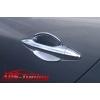 Хром накладки под ручки для Hyundai IX35 2010-2013 (Kindle, HT-D91)