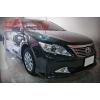 Юбка переднего бампера для Toyota Camry V50 2011- (Ad-Tuning, FSTOYV50.CMR01)