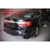Юбка заднего бампера для Toyota Camry V50 2011- (Ad-Tuning, RSTOYV50.CMR02)