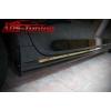 Аэродинамические пороги для Toyota Camry V50 2011- (Ad-Tuning, SSTOYV50.CMR03)