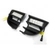 Дневные ходовые огни (DRL) для Skoda Octavia (A5) 2009-2013 (BGT PRO, DRL-HM-09)