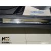 Накладки на внутренние пороги для Chevrolet Niva 2007+ (Nata-Niko, P-CH14)