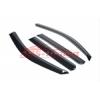 Дефлекторы окон 4 шт. HYUNDAI SANTA FE 2013- (AUTOCLOVER, A145)