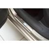 Накладки на внутренние пороги для Alfa Romeo Spider 2006+ (Nata-Niko, P-AR06)