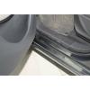 Накладки на внутренние пороги для Citroen C3 Picasso 2009+ (Nata-Niko, P-CI08)