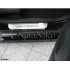 Накладки на внутренние пороги для Daihatsu Materia 2008+ (Nata-Niko, P-DH01)