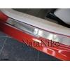 Накладки на внутренние пороги для Dodge Caliber 2006+ (Nata-Niko, P-DO02)