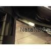 Накладки на внутренние пороги для Ford Fusion 2002+ (Nata-Niko, P-FO14)