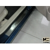 Накладки на внутренние пороги для Hyundai Accent III 2006-2011 (Nata-Niko, P-HY02)