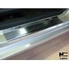 Накладки на внутренние пороги для Hyundai I10 2008-2014 (Nata-Niko, P-HY07)