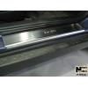 Накладки на внутренние пороги для Hyundai IX35 2010+ (Nata-Niko, P-HY12)