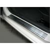 Накладки на внутренние пороги для Kia Picanto II 2011+ (Nata-Niko, P-KI08)