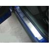 Накладки на внутренние пороги для Mazda CX-7 2007+ (Nata-Niko, P-MA01)