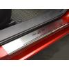 Накладки на внутренние пороги для Mazda 6 III 2013+ (Nata-Niko, P-MA12)
