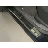 Накладки на внутренние пороги для Nissan Note 2005+ (Nata-Niko, P-NI13)