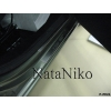 Накладки на внутренние пороги для Peugeot Partner II 2008+ (Nata-Niko, P-PE21)