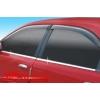 Нижние молдинги стекол для Daewoo Lanos 1997+ (Omsa Prime, 000042)
