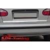 Накладка на нижнюю кромку крышки багажника для Daewoo Lanos (Omsa Prime, 000036)