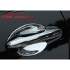 Хром накладки под ручки (мыльницы) для Honda CR-V 2012+ (Kindle, CRV-D22)