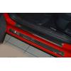 Накладки на внутренние пороги для Seat Leon III 2013+ (Nata-Niko, P-SE15)