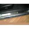 Накладки на внутренние пороги для Subaru Legacy IV 2003-2009 (Nata-Niko, P-SB04)