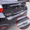 Накладка на задний бампер для Subaru XV 2012+ (Kindle, SX-P21)