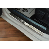 Накладки на внутренние пороги для Toyota Hilux II (4D) 2005+ (Nata-Niko, P-TO12)