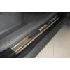 Накладки на внутренние пороги для Volkswagen Passat (B6/CC/B7) 2005-2014 (Nata-Niko, P-VW20)