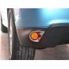 Хром накладки задних противотуманных фар для Mitsubishi ASX 2012+ (Kindle, MA-L34)
