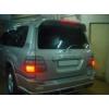 Задний спойлер со стопом  для Toyota LC 100 2003-2007 (Kindle, S-008)