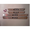 Накладки на пороги с подсветкой для BYD S6 2010+ (Kindle, S6-P34)