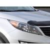 Защита фар прозрачная KIA Sportage 2010- (EGR, 218060)