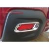 Хром накладки задних противотуманных фар для Subaru XV 2012+ (Kindle, SX-F22)