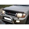 Дефлектор капота Mitsubishi Pajero 2000- (EGR, 026101)
