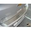 Накладка на задний бампер Chevrolet Cruze SD 2009+ (NataNiko, B-CH06)