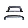 Накладки на передний и задний бамперы для Geely GX7 2012+ (Kindle, GX7-B21-22)