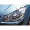 Защита фар прозрачная Hyundai Getz 2005- (EGR, 3528)