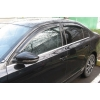 Дефлекторы окон VW Jetta 2011- (EGR, 92496025B)