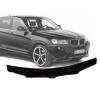 Дефлектор капота BMW X3 2011- (EGR, 10031)