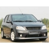 Передний бампер (DM) для Renault/Dacia Logan 2006- (AD-TUNING, RDL.FB.01FG)