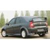 Аэродинамические пороги (DM) для Renault/Dacia Logan 2006- (AD-TUNING, RDL.FB.RS01FG)