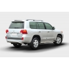 Защита задняя  радиусом d60 Toyota LC 200 2013+ (Союз-96, NL20751226)